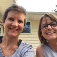 Profile image for pet sitters Jen & Carolyn