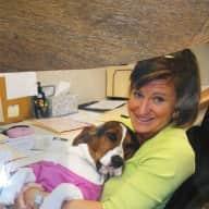 Profile image for pet sitter Alida