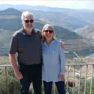 Profile image for pet sitters Trudie & Bill