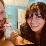 Profile image for pet sitters Georgina & Darren