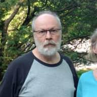 Profile image for pet sitters Patricia & John