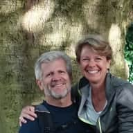 Profile image for pet sitters Jane & Ken