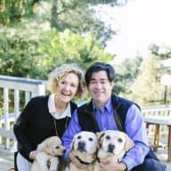 Profile image for pet sitters Chris & Gina