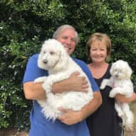 Profile image for pet sitters Hayes & Angie