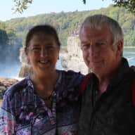 Profile image for pet sitters Sheila and Kevin & Kevin