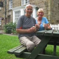 Profile image for pet sitters barry & Jane