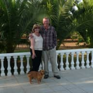 Profile image for pet sitters Matthew & Maria