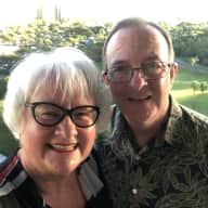Profile image for pet sitters Helen & Jim