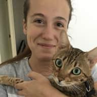 Profile image for pet sitters Nadezda & Slava