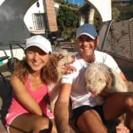 Profile image for pet sitters Belen & Salva