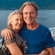 Profile image for pet sitters Belinda & Mick