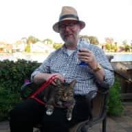 Profile image for pet sitters Karen & Robert