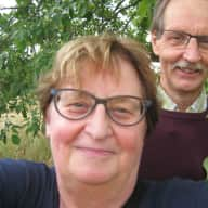 Profile image for pet sitters Luc & Lut