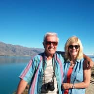 Profile image for pet sitters Peter & Maureen