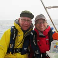 Profile image for pet sitters Mary & John