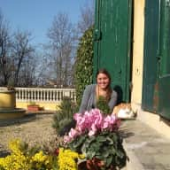 Profile image for pet sitter Federica