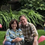 Profile image for pet sitters Susan & Jeff