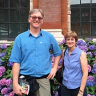 Profile image for pet sitters Brett & Candace