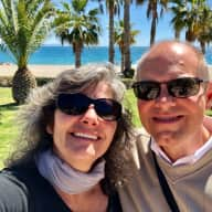 Profile image for pet sitters Brenda & Richard