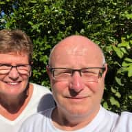 Profile image for pet sitters Sue & Herb