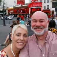 Profile image for pet sitters Stephen & Fiona