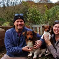 Profile image for pet sitters Sarah & Kris