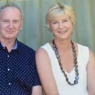 Profile image for pet sitters Barbara & Andrew