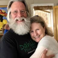 Profile image for pet sitters Lisa & David