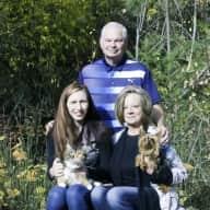 Profile image for pet sitters Dan & Clara