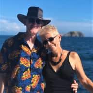 Profile image for pet sitters Dawn & Steve