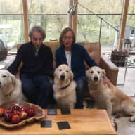 Profile image for pet sitters Cora & Tom