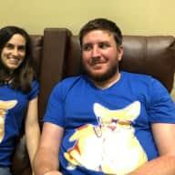 Profile image for pet sitters Rachel & Jon