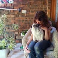 Profile image for pet sitter Neza