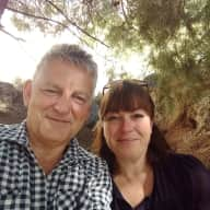 Profile image for pet sitters Chris & Rachel