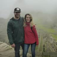 Profile image for pet sitters Kristie & Chad