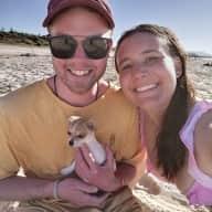 Profile image for pet sitters Monique & Luke