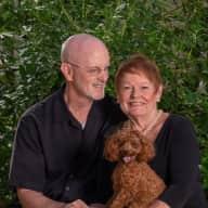 Profile image for pet sitters Karyn & Robert
