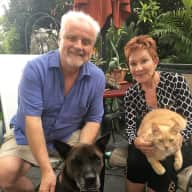 Profile image for pet sitters Isobel & Daniel