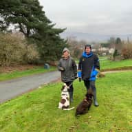Profile image for pet sitters Ruth & Matthew
