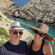 Profile image for pet sitters Timothy & Eszter