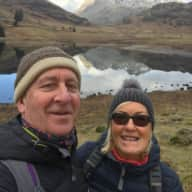 Profile image for pet sitters andrea & Andy