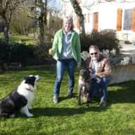 Profile image for pet sitters Peter & Julia & Peter