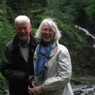 Profile image for pet sitters Geraldine & John