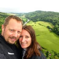 Profile image for pet sitters Robert & Catherine