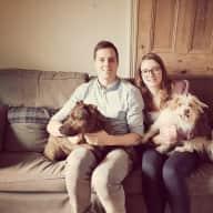 Profile image for pet sitters Chris & Leanne