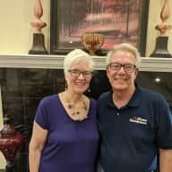 Profile image for pet sitters Pam & Dave