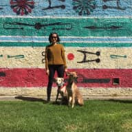 Profile image for pet sitter Nadya