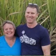 Profile image for pet sitters Megan & Trevor
