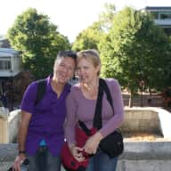 Profile image for pet sitters Patricia & Mark