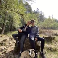 Profile image for pet sitters Nyki & Nav & Nicole